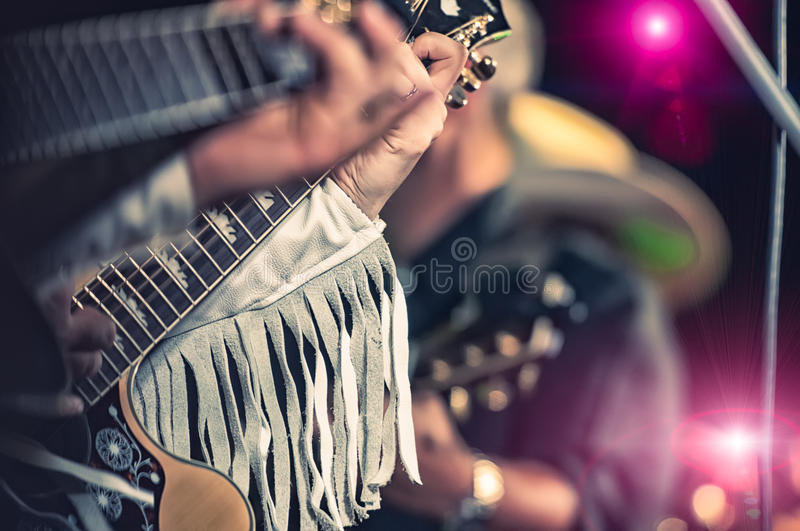Country band royalty free stock image