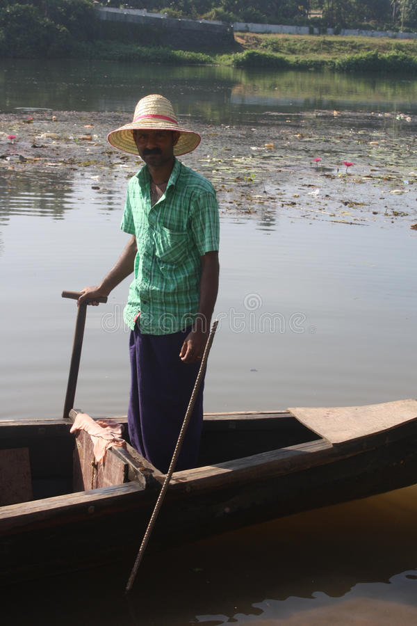 Download Country Boat Driver editorial photography. Image of crossing - 22571492