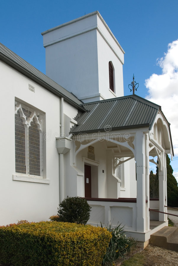 Free Country Church Stock Image - 5967831
