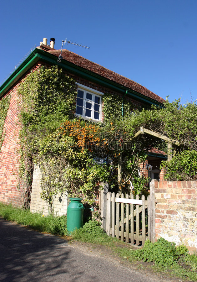Country Cottage royalty free stock photography