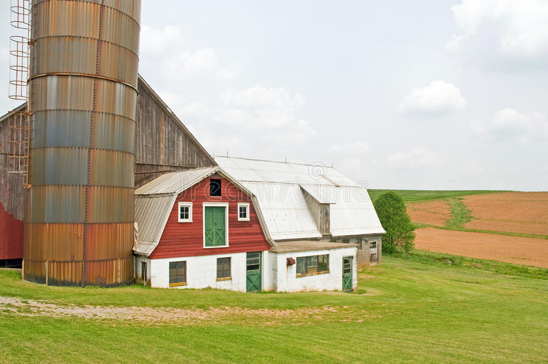 Download Country Dairy Farm Abandoned Stock Photography - Image: 9560572