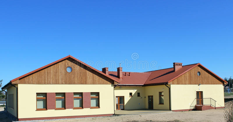 Download Country day room stock photo. Image of lawn, dwelling - 30539936