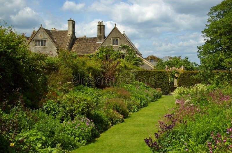 Country Garden royalty free stock photos