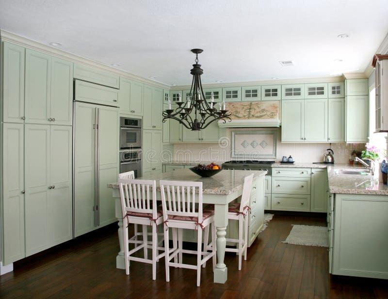 country kitchen style стоковая фотография rf