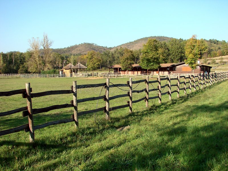 Download Country Landscape Stock Photography - Image: 4251882