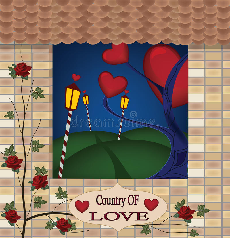 Download Country Of Love Stock Photography - Image: 22563772