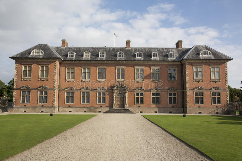 Country Mansion royalty free stock photo