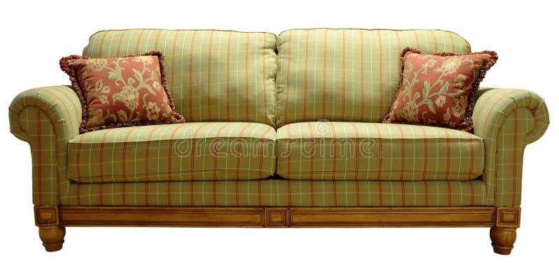 Plaid Sofa country plaid sofa stock photo image of home design 2555982