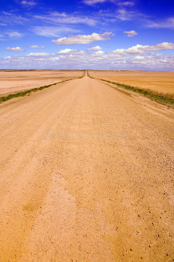 Free Country Road 1 Royalty Free Stock Image - 806776