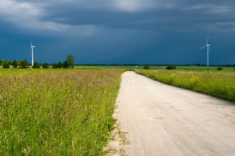Download Country road stock image. Image of estonia, outdoors - 10163123