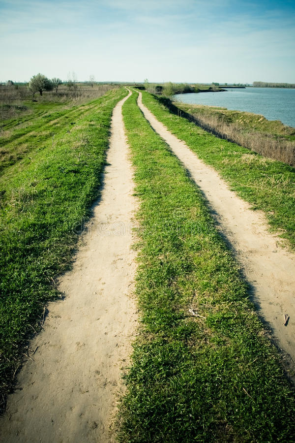Free Country Road Royalty Free Stock Photography - 14158627