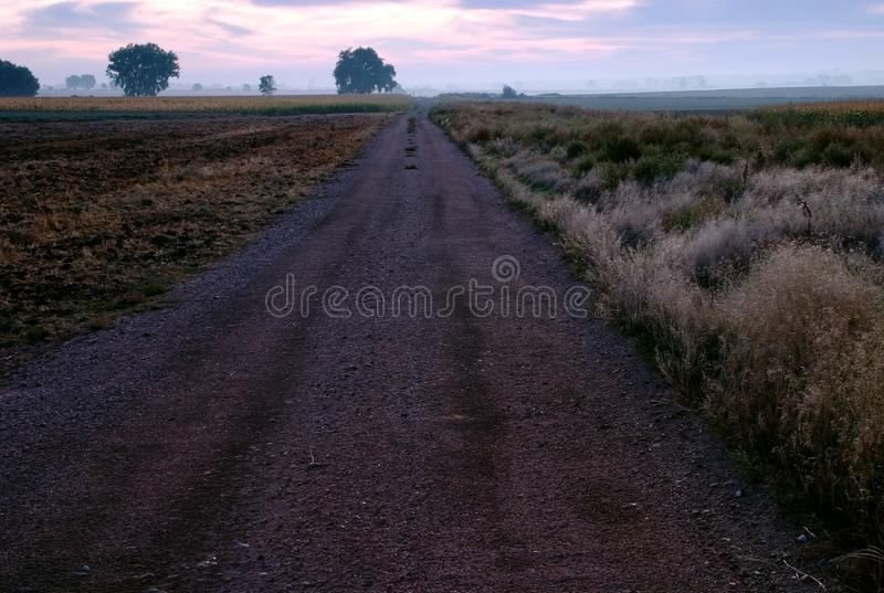 Country Road Free Stock Image