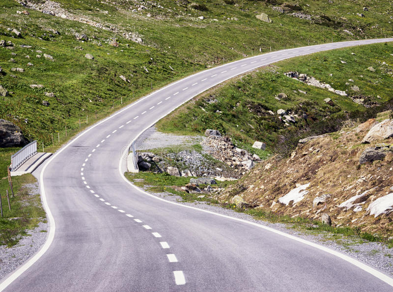 Download Country road stock photo. Image of dividing, diagonal - 36417006