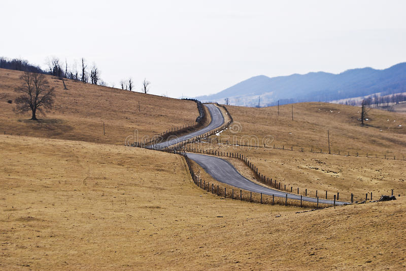 Download Country Road Stock Photography - Image: 33563872