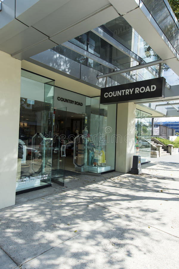 Download Country Road store front editorial photography. Image of manchester - 26353422