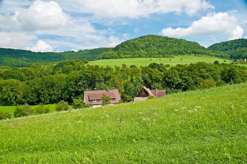 Country side royalty free stock photos