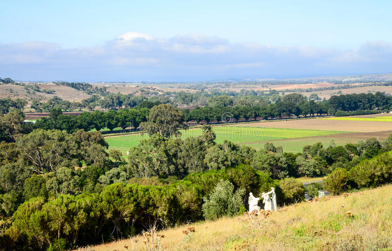 Country side in Australia royalty free stock images