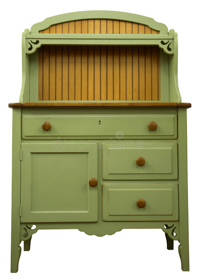 Country Style Cupboard Royalty Free Stock Photo