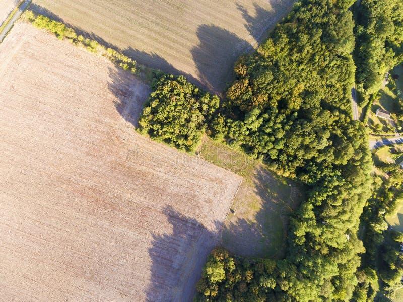 Country in Villaines-les-Rochers. Indre-et-Loire, Centre-Val de Loire, France royalty free stock images