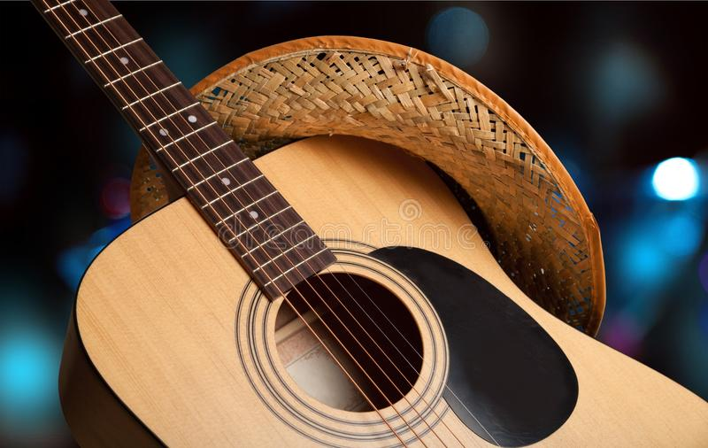 Country and Western Music. Non-Urban Scene Music Guitar Bluegrass Popular Music Concert Music Festival stock photos