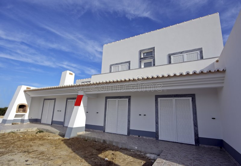 Download Countryhouse in Portugal stock photo. Image of building - 4391314