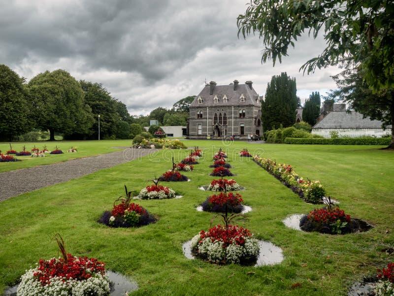 Countrylife muzeum w Castlebar okręgu administracyjnym Mayo, Irlandia fotografia royalty free