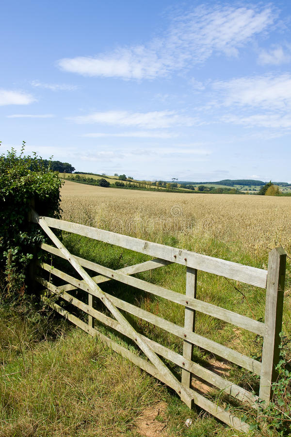 Download Countryside Gate Stock Photos - Image: 20944933