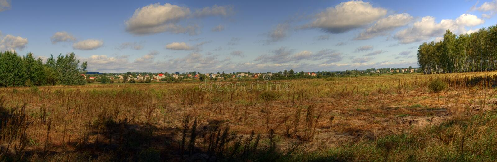 Download Countryside (HDR) Stock Image - Image: 4018661