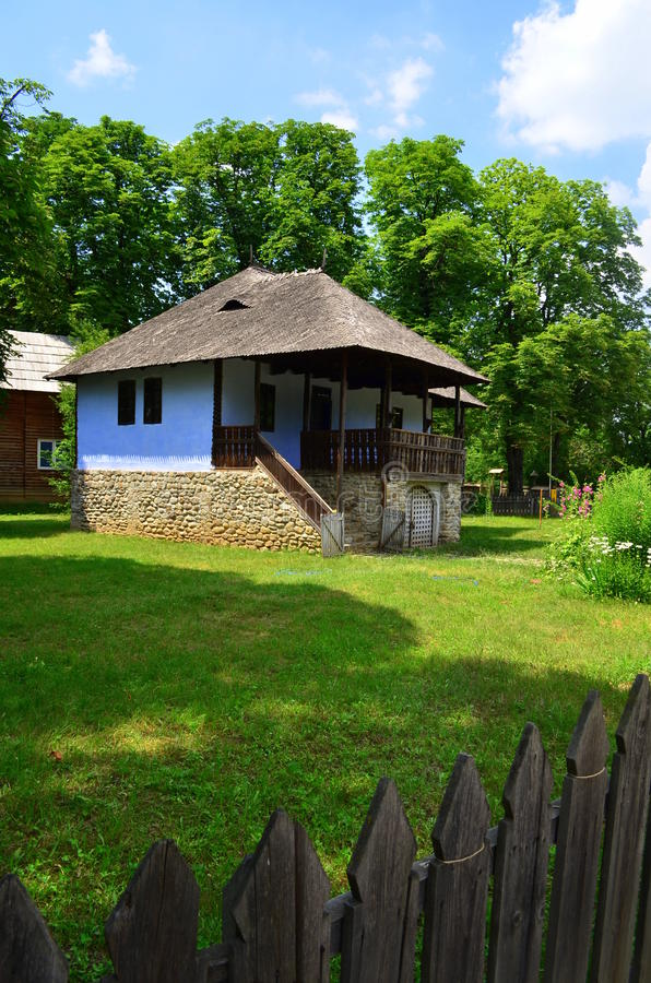 Download Countryside house stock photo. Image of artistic, folk - 25518702