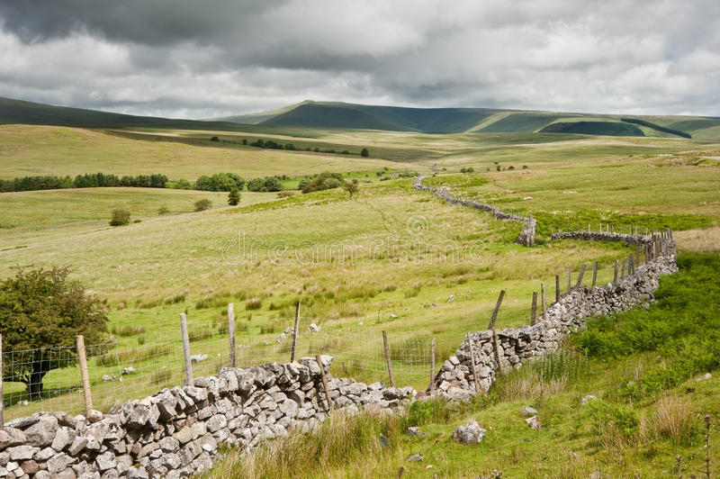Download Countryside Landscape Image To Mountains Stock Image - Image: 26675237