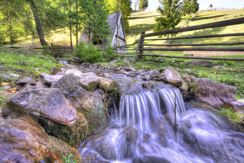 Download Countryside Mountainous Landscape Stock Image - Image: 11068851