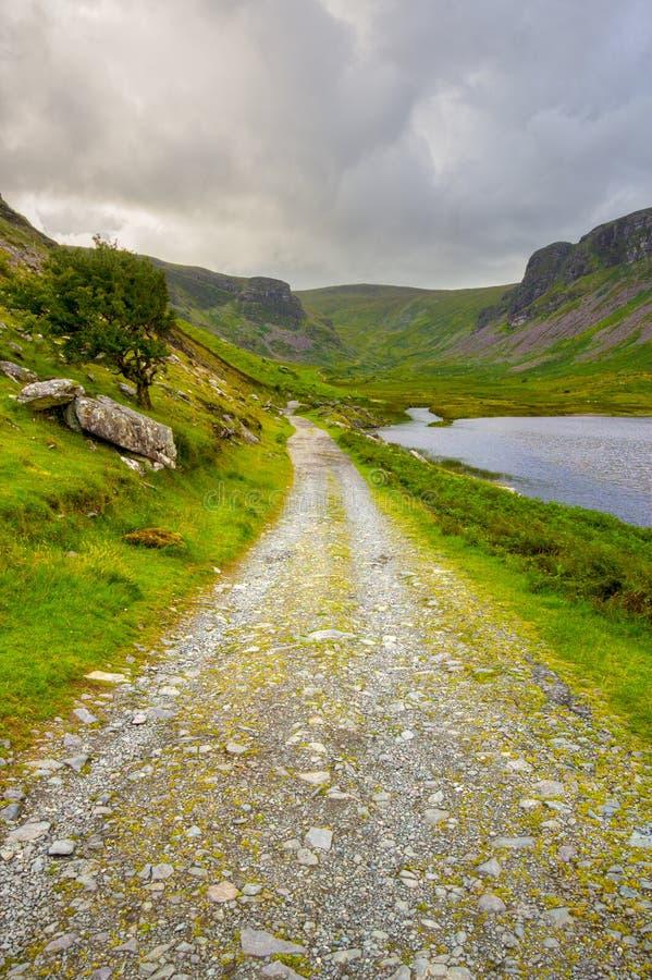 Free Countryside On Dingle Peninsula Stock Images - 57073934
