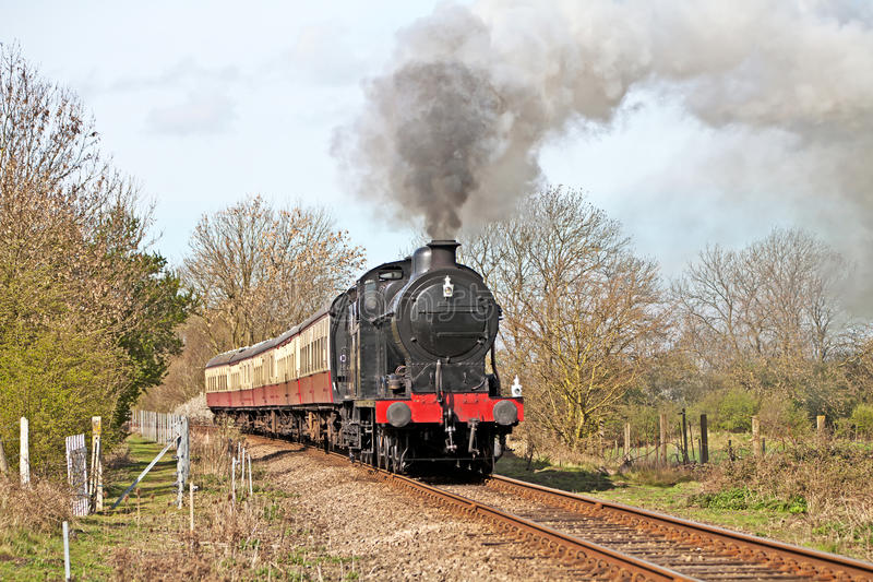 Countryside steam