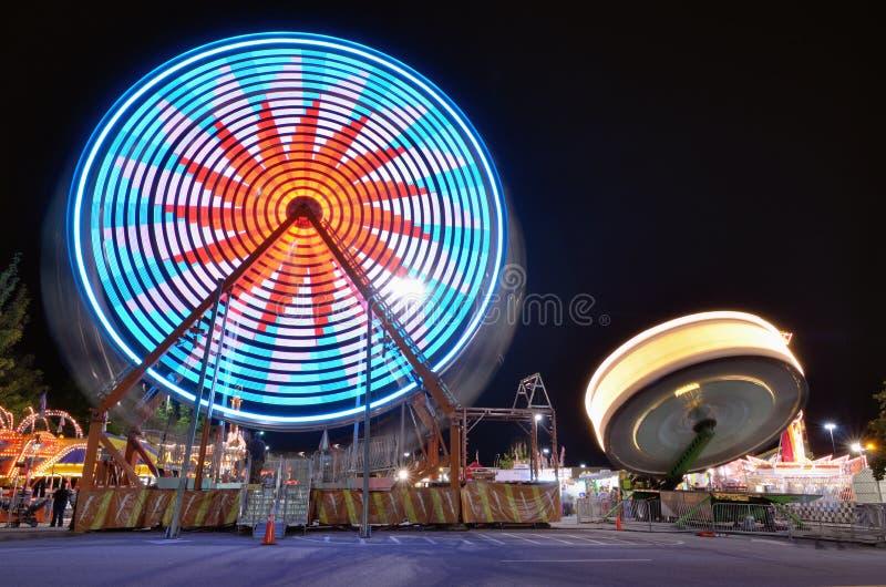 County Fair royalty free stock photo