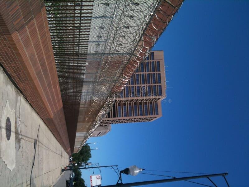County Jail & Criminal Court
