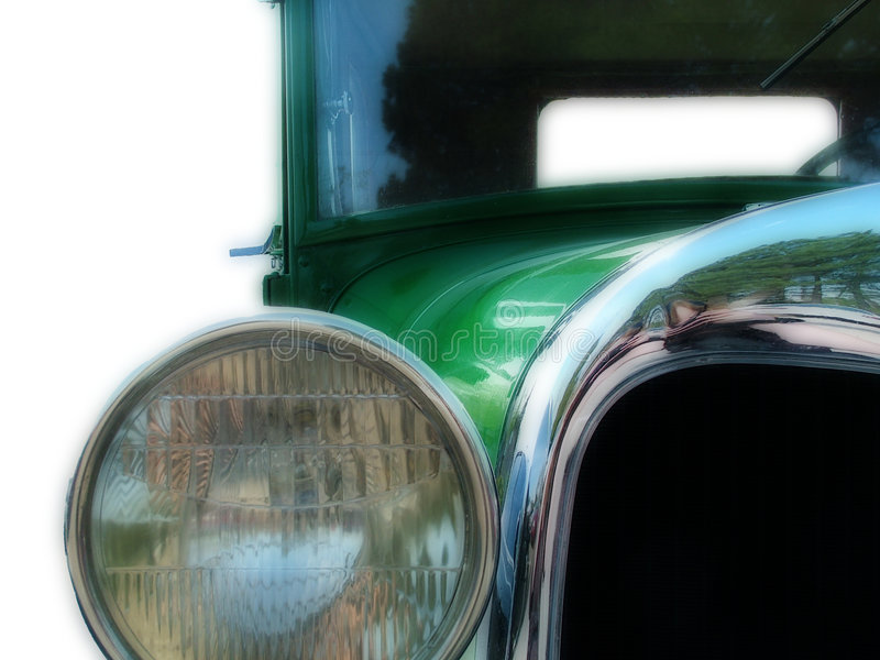 Coupé 1926 modèle de Ford T image libre de droits