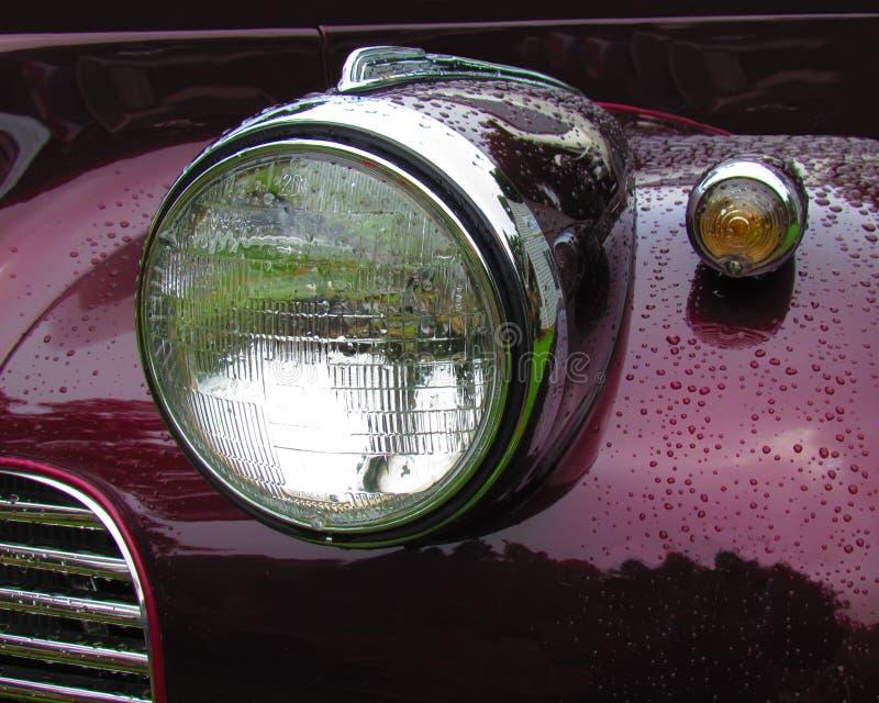 Coupé di lusso matrice 1940 di Chevrolet immagine stock