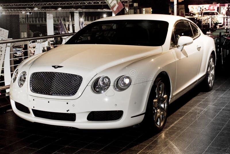 Coupé van GT Mulliner van Bently de Continentale - MPU royalty-vrije stock foto