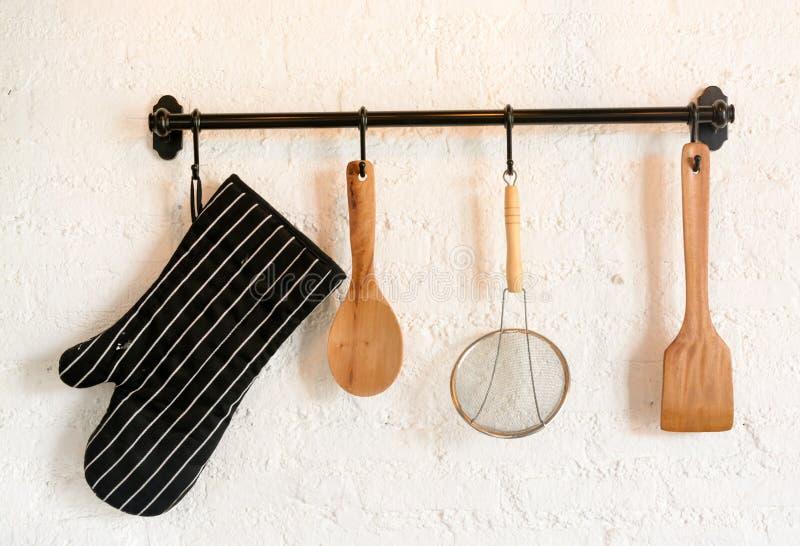 Coup d'ustensile de cuisine images libres de droits