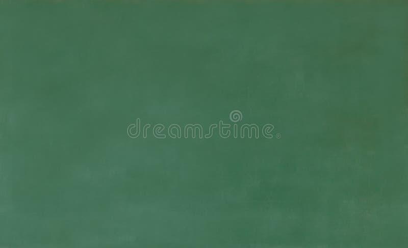 Coup vert vide de texture de tableau sur le mur blanc double cadre de greenboard et de fond blanc photos stock