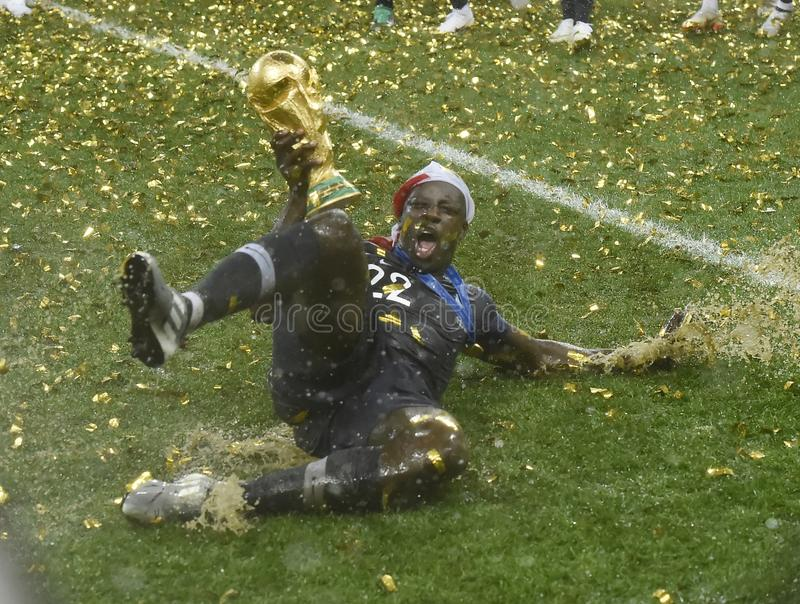 Coupe du monde 2018 image stock