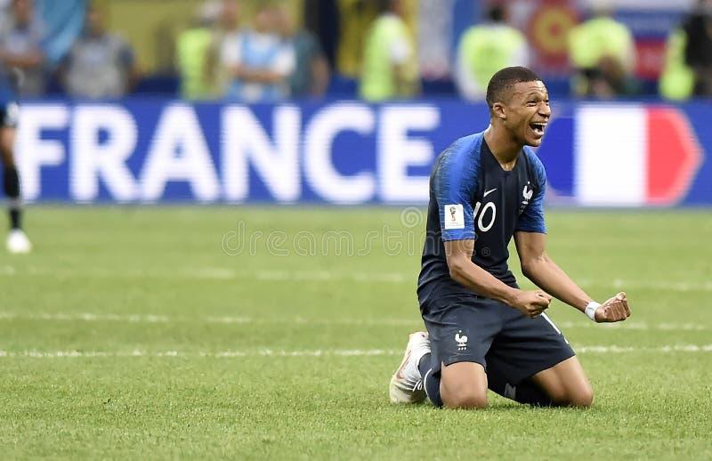 Coupe du monde 2018 photo stock
