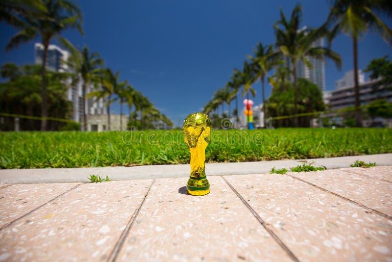 Coupe du monde de la FIFA images libres de droits