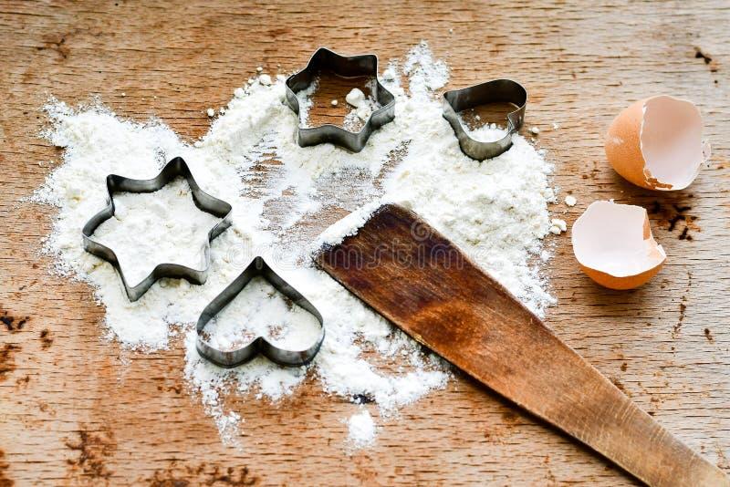 Coupeur de biscuit image stock
