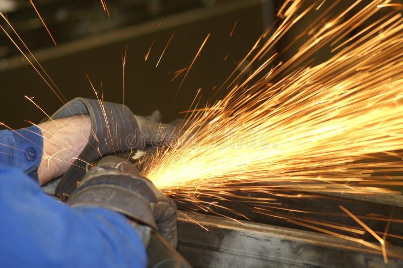 Coupeur en acier (1) photographie stock libre de droits
