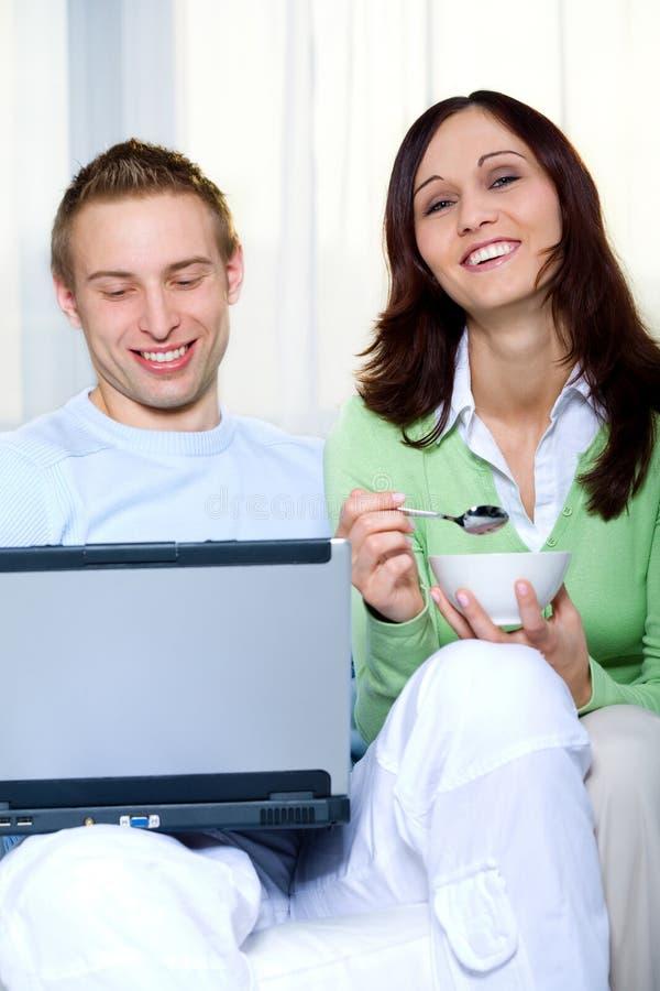 Download Couple stock image. Image of human, modern, husband, people - 10516631