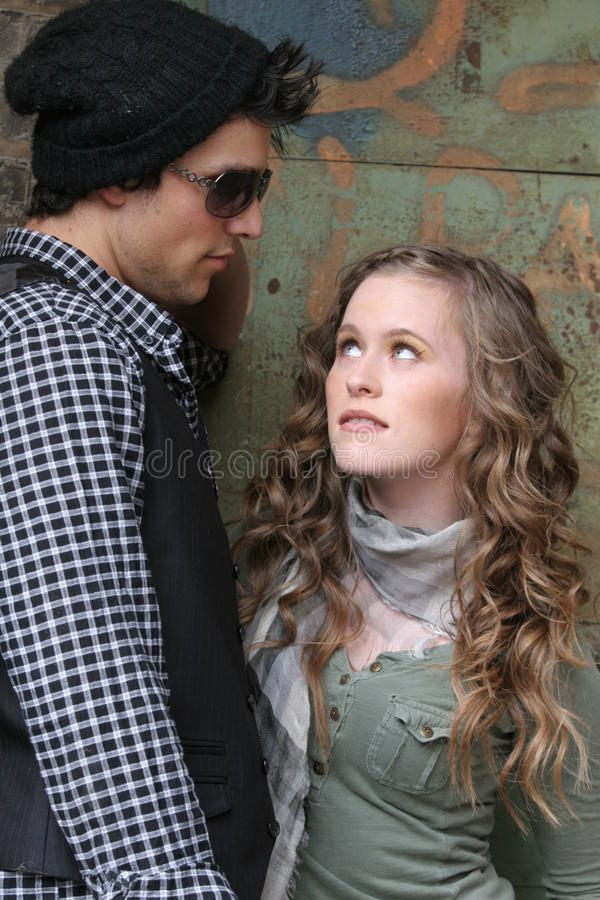 Download Couple stock photo. Image of together, attractive, ethnic - 16663118