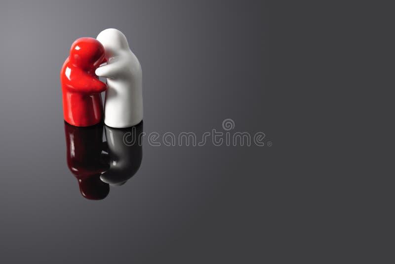 Couple stock illustration