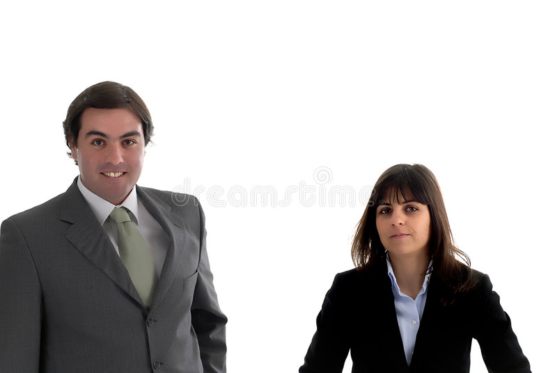 Download Couple stock image. Image of executive, chief, isolated - 2123155