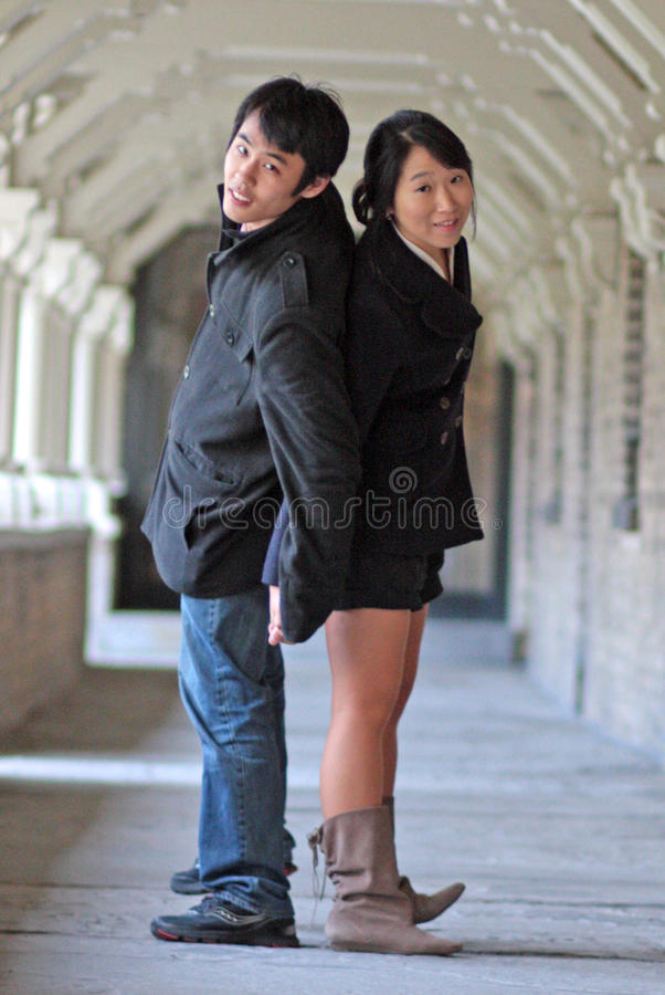 Download Couple stock photo. Image of university, attention, together - 24640474